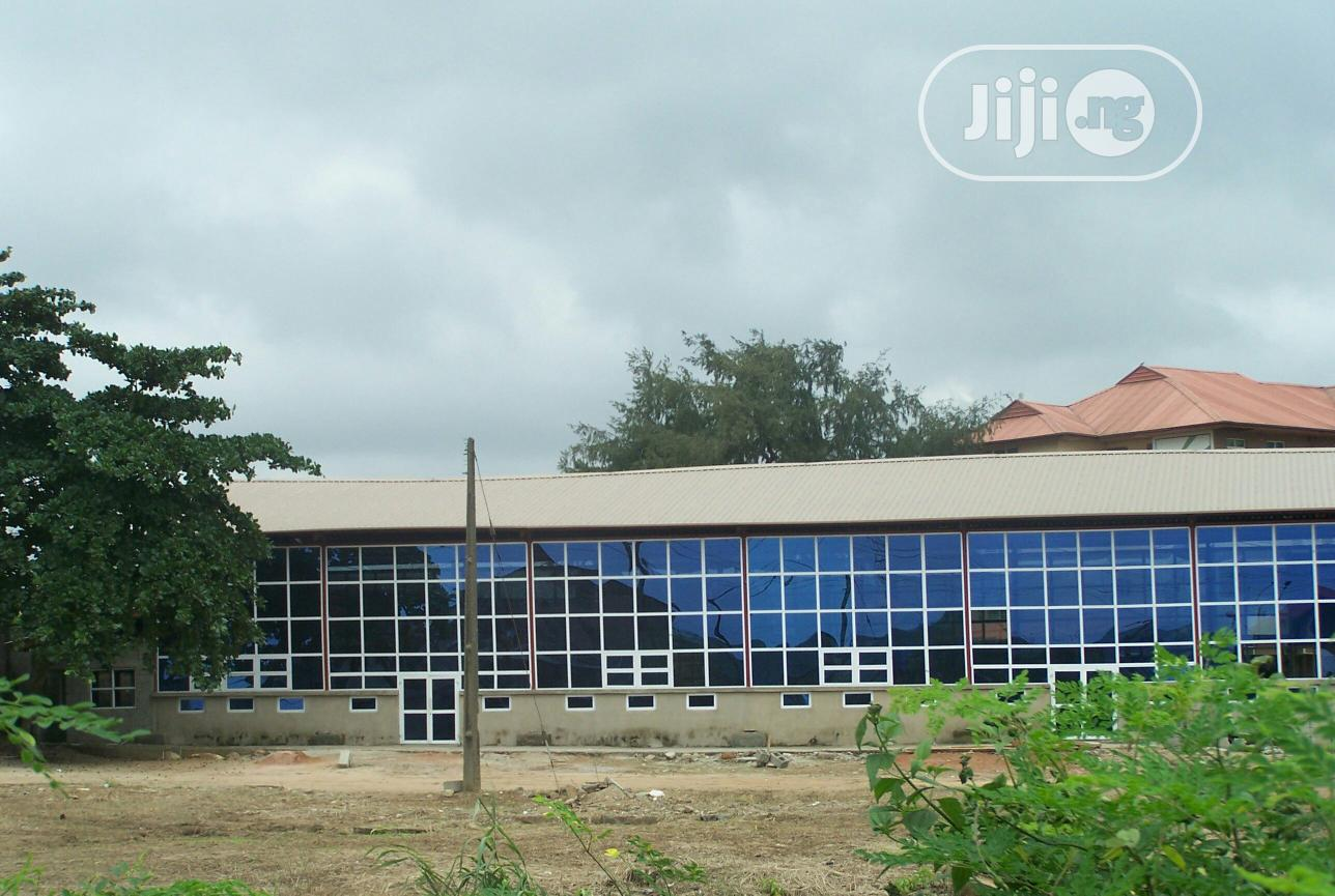Archive: Prefabricated Steel Structures, Warehouse, Industrial Building
