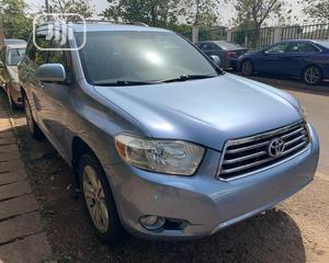 Toyota Highlander Hybrid Limited 2009 Blue   Cars for sale in Abuja (FCT) State, Garki 1