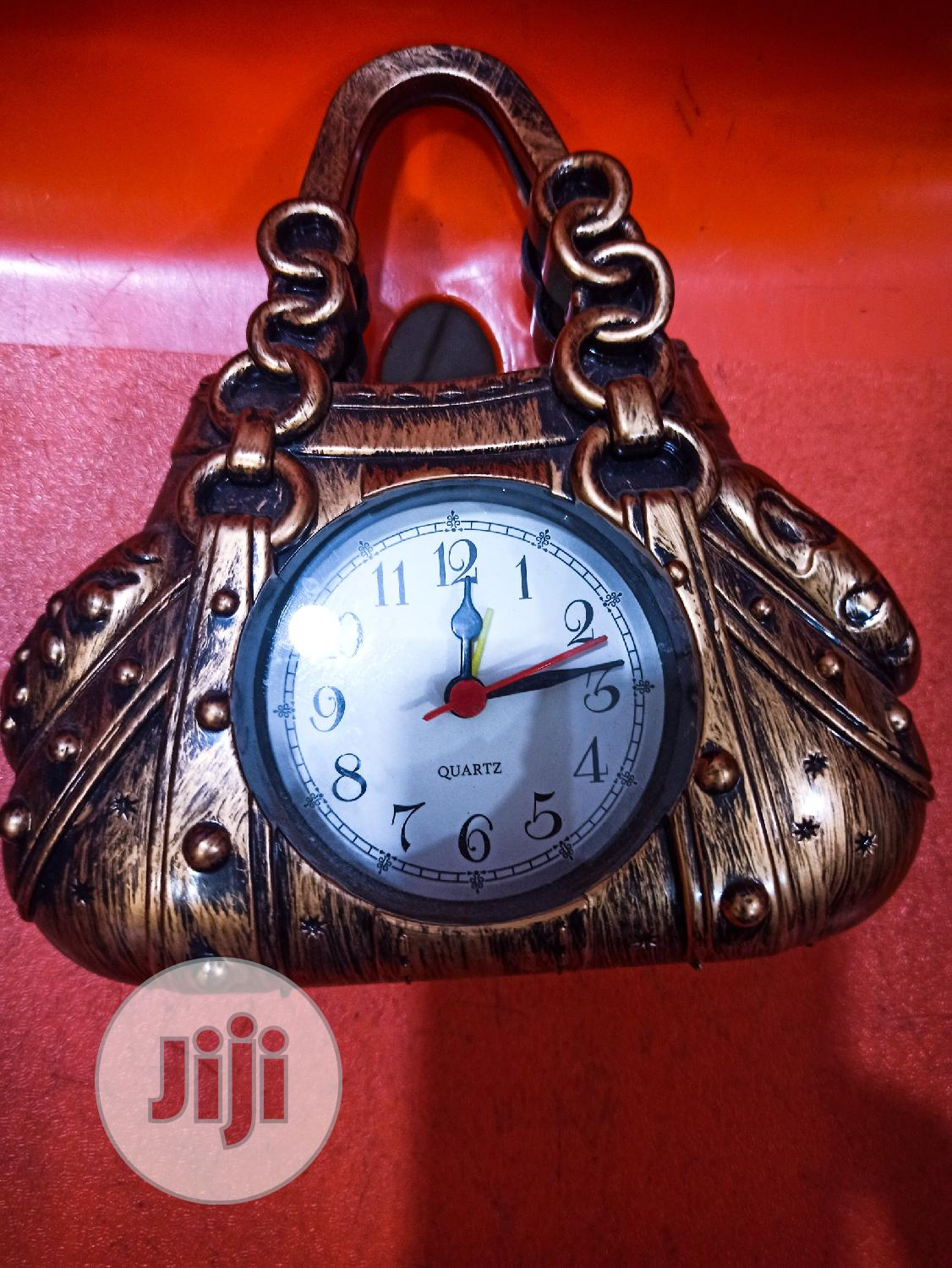 Unique Gifts Mini Vintage Decor Alarm Wall Table Clocks | Arts & Crafts for sale in Ikeja, Lagos State, Nigeria
