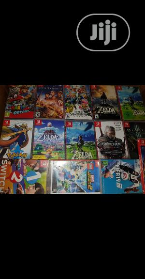 The Witcher Complete Edition Switch | Video Games for sale in Lagos State, Ikeja