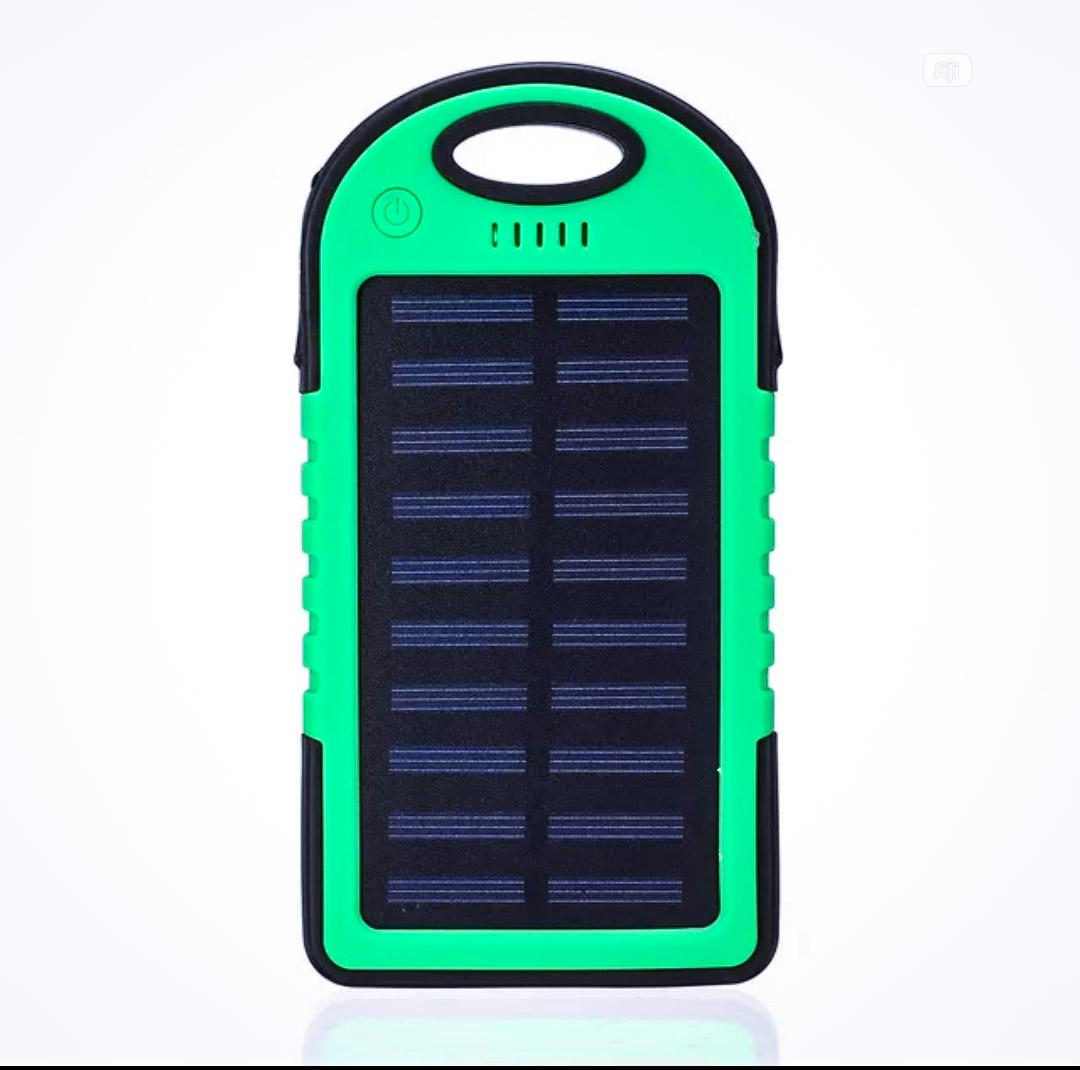 Electric/Solar Power Bank for Corporate Gifts and Souvenirs
