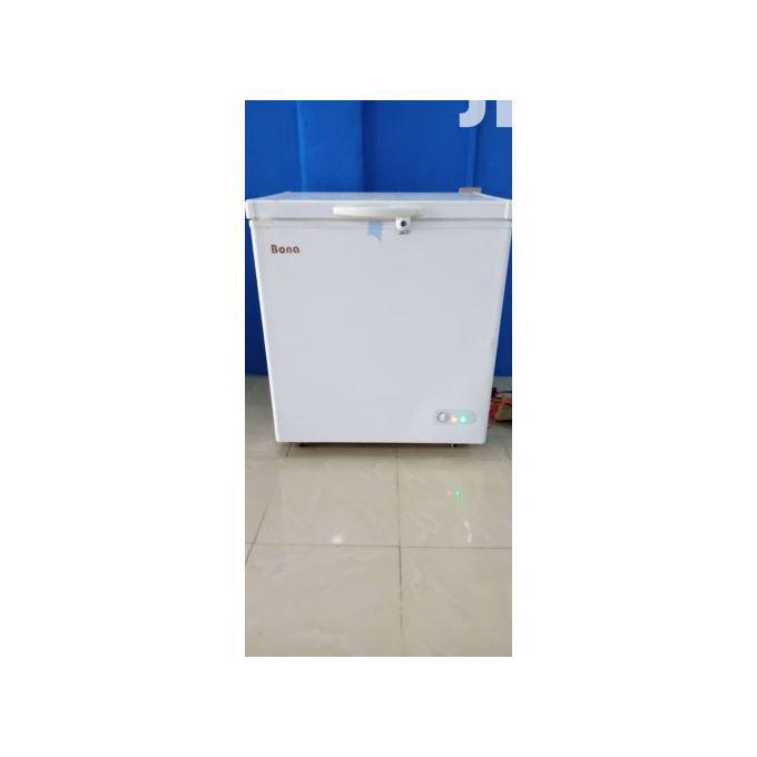 Bona 85watts White 168 Litres Solar/Dc Freezer