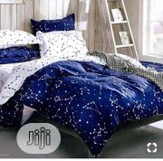 Lively Blue and White Bedding Set   Home Accessories for sale in Lagos State, Oshodi-Isolo