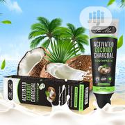 Organic Activated Coconut Charcoal Toothpaste | Bath & Body for sale in Lagos State, Ikotun/Igando