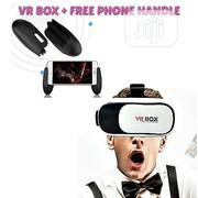 Virtual Reality Box | Accessories for Mobile Phones & Tablets for sale in Lagos State, Lagos Island