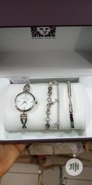 Anne Klein Female Silver Wristwatch & Bracelets | Jewelry for sale in Lagos State, Surulere