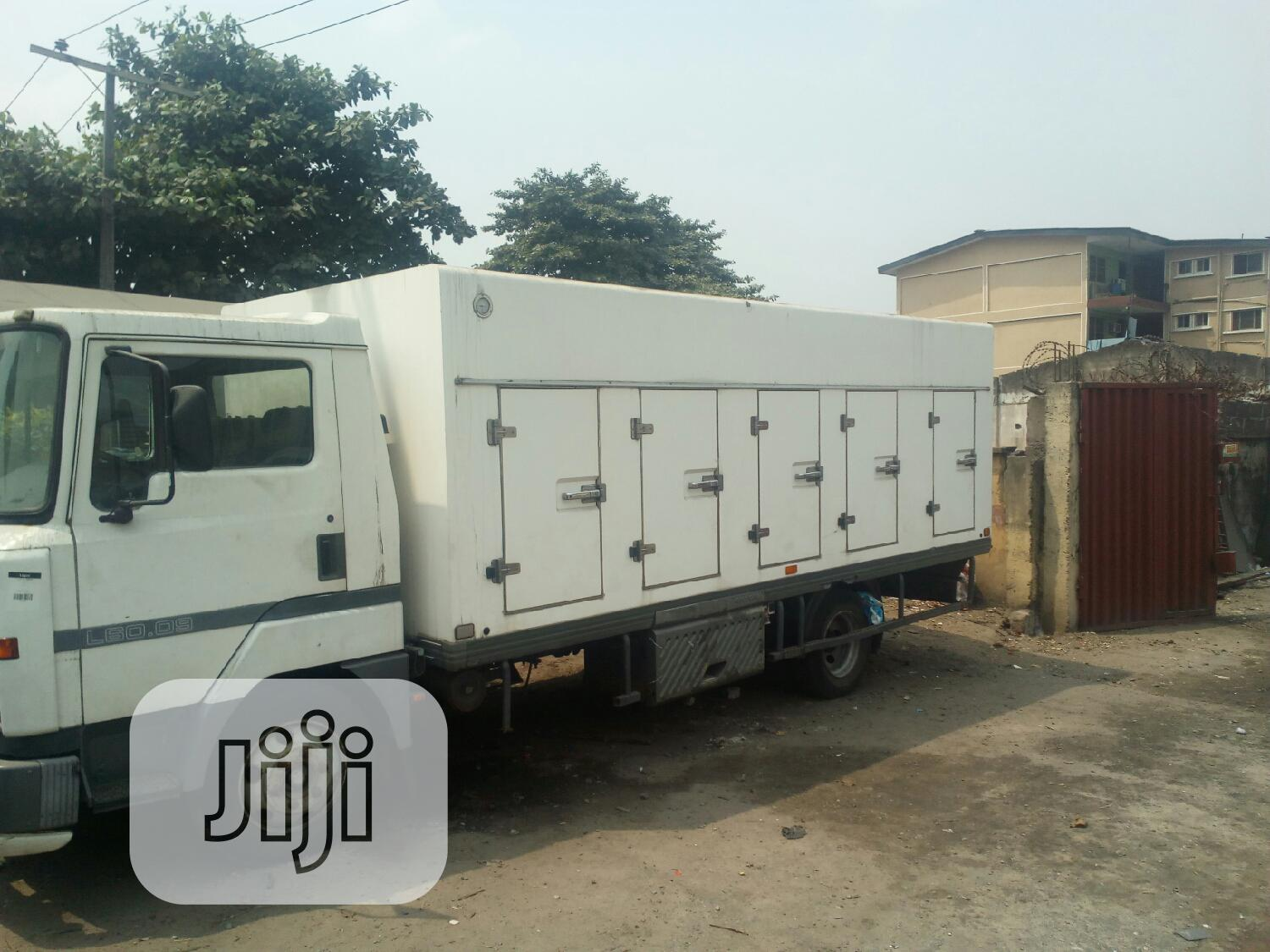 All Mobile Cooling Van For Sale | Trucks & Trailers for sale in Ikotun/Igando, Lagos State, Nigeria