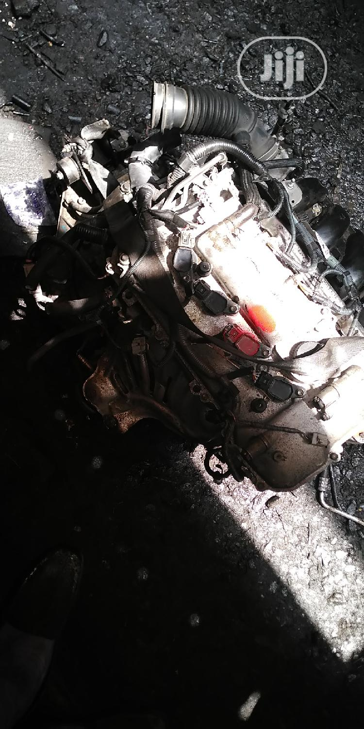 Toyota Corolla Engine 2zr 4cylinder 1.8 Direct Japan | Vehicle Parts & Accessories for sale in Mushin, Lagos State, Nigeria