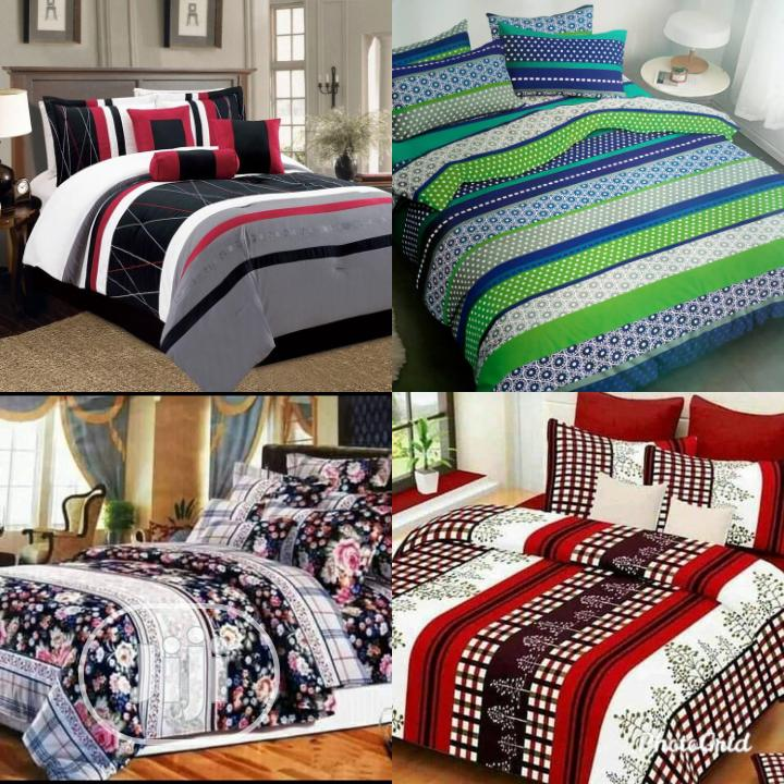 Matured Designs of Beautiful Bed Sheets, Pillow Cases and Duvet   Home Accessories for sale in Oshodi-Isolo, Lagos State, Nigeria