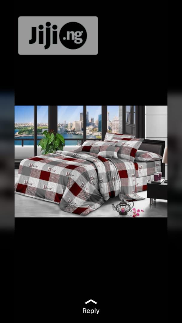 Bedding Sets With Checkers Themed Designs | Home Accessories for sale in Oshodi, Lagos State, Nigeria