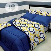 Beautiful Complete Bedsheet Set With Pillow Cases and Duvet   Home Accessories for sale in Lagos State, Oshodi-Isolo