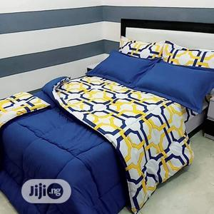 Beautiful Complete Bedsheet Set With Pillow Cases and Duvet