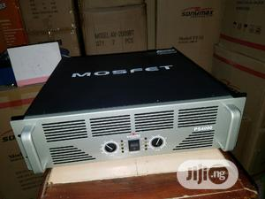 Sonymax Ps4000 Power Amplifier   Audio & Music Equipment for sale in Lagos State, Lekki