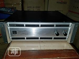 Sonymax Sm3000 Power Amplifier   Audio & Music Equipment for sale in Lagos State, Lekki