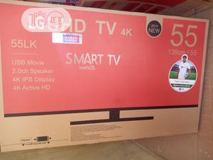 Promo Lg Smart Internet Led Tv 55 Inches | TV & DVD Equipment for sale in Lagos State, Ojo