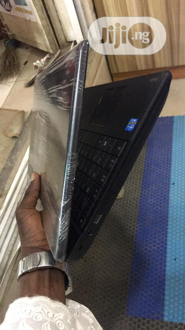 Laptop Toshiba Satellite C50A 4GB Intel Core i3 HDD 500GB | Laptops & Computers for sale in Ojo, Lagos State, Nigeria