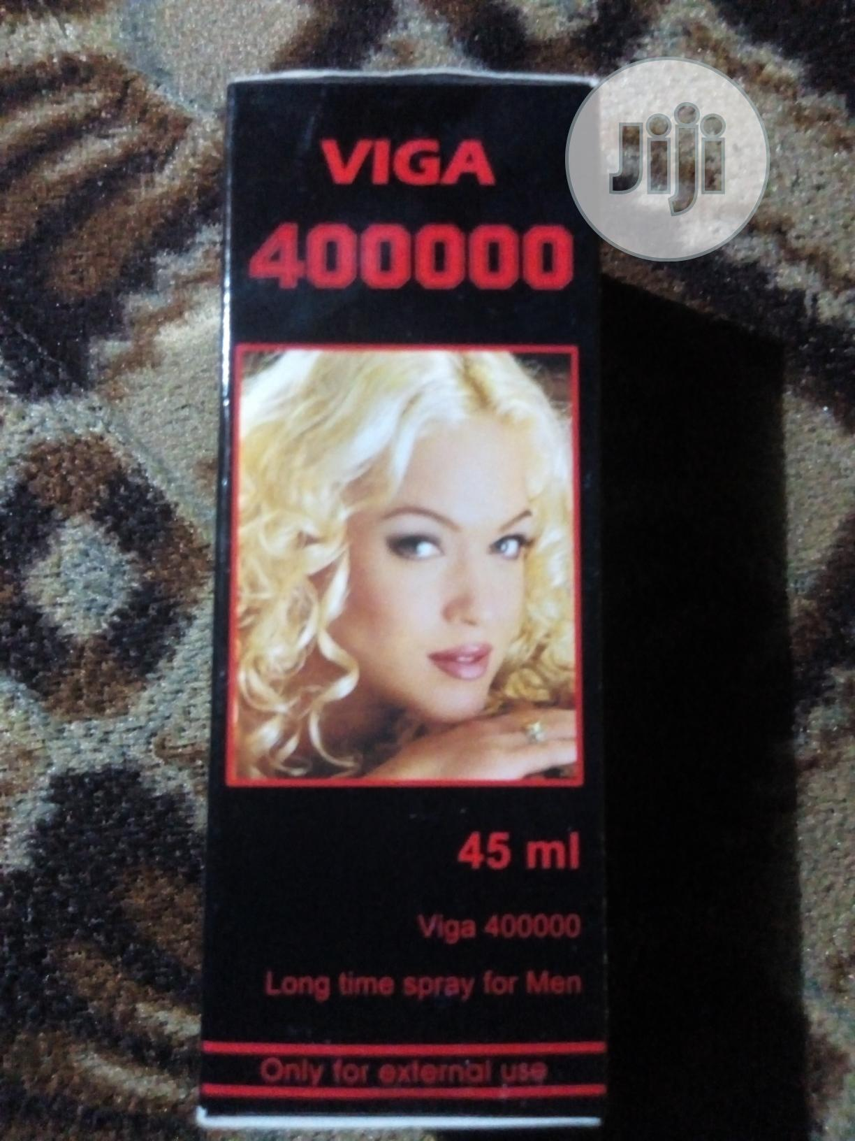 Viga Strong Delay Spray (With Vitamin E) | Sexual Wellness for sale in Benin City, Edo State, Nigeria