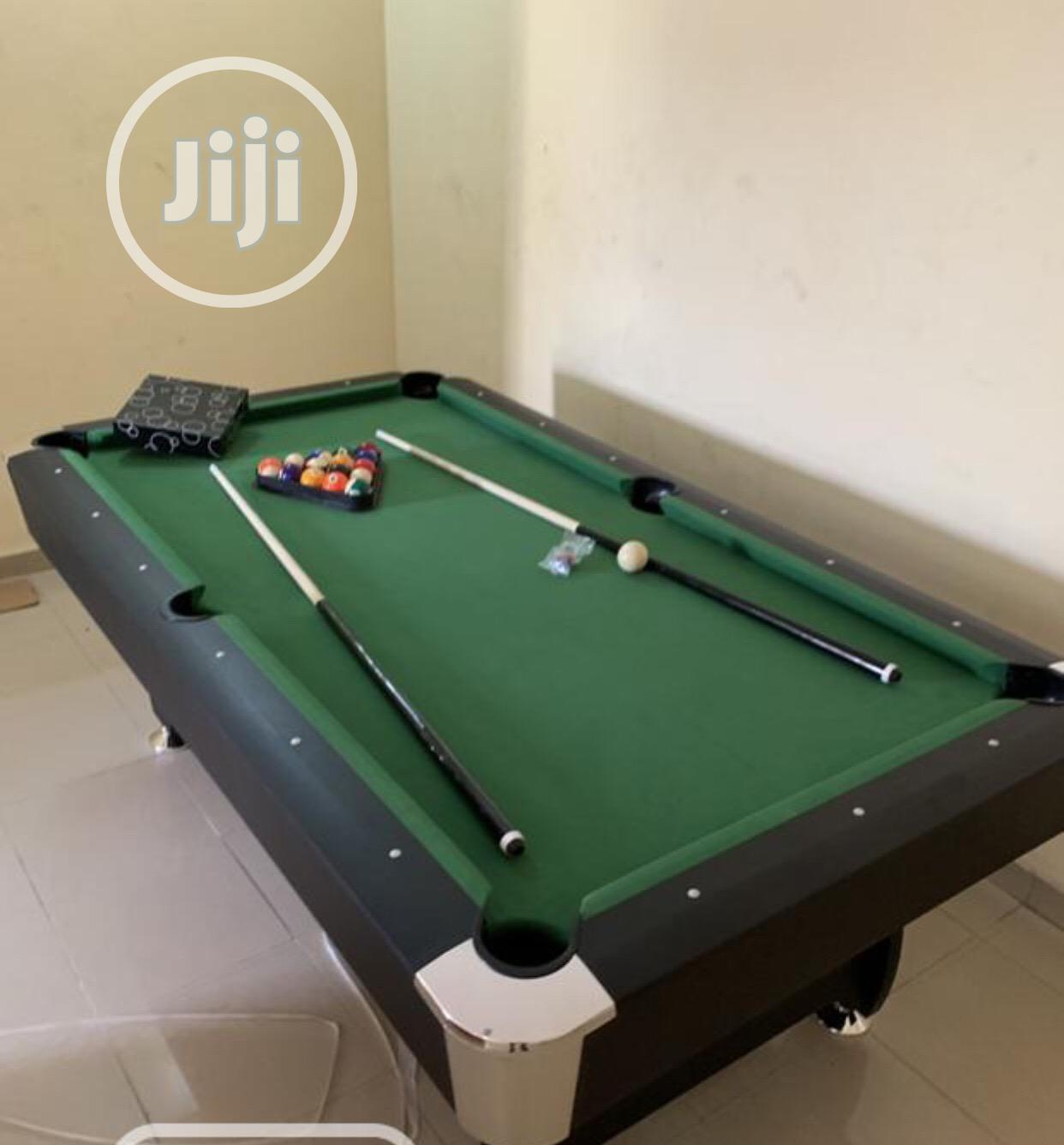 Archive: Snooker Table