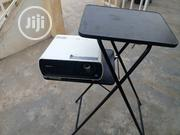 Rugged Sony Projector With Screen And Stand | Accessories & Supplies for Electronics for sale in Lagos State