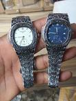 Patek Philippe Unisex Silver Wristwatch | Watches for sale in Surulere, Lagos State, Nigeria