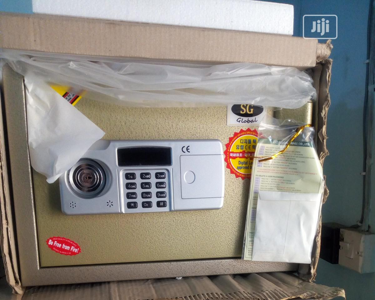 Electronic Digital Fireproof Safe | Safetywear & Equipment for sale in Yaba, Lagos State, Nigeria