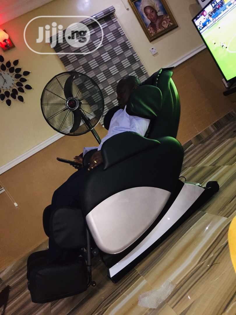 Dulux Massage Chair | Massagers for sale in Victoria Island, Lagos State, Nigeria