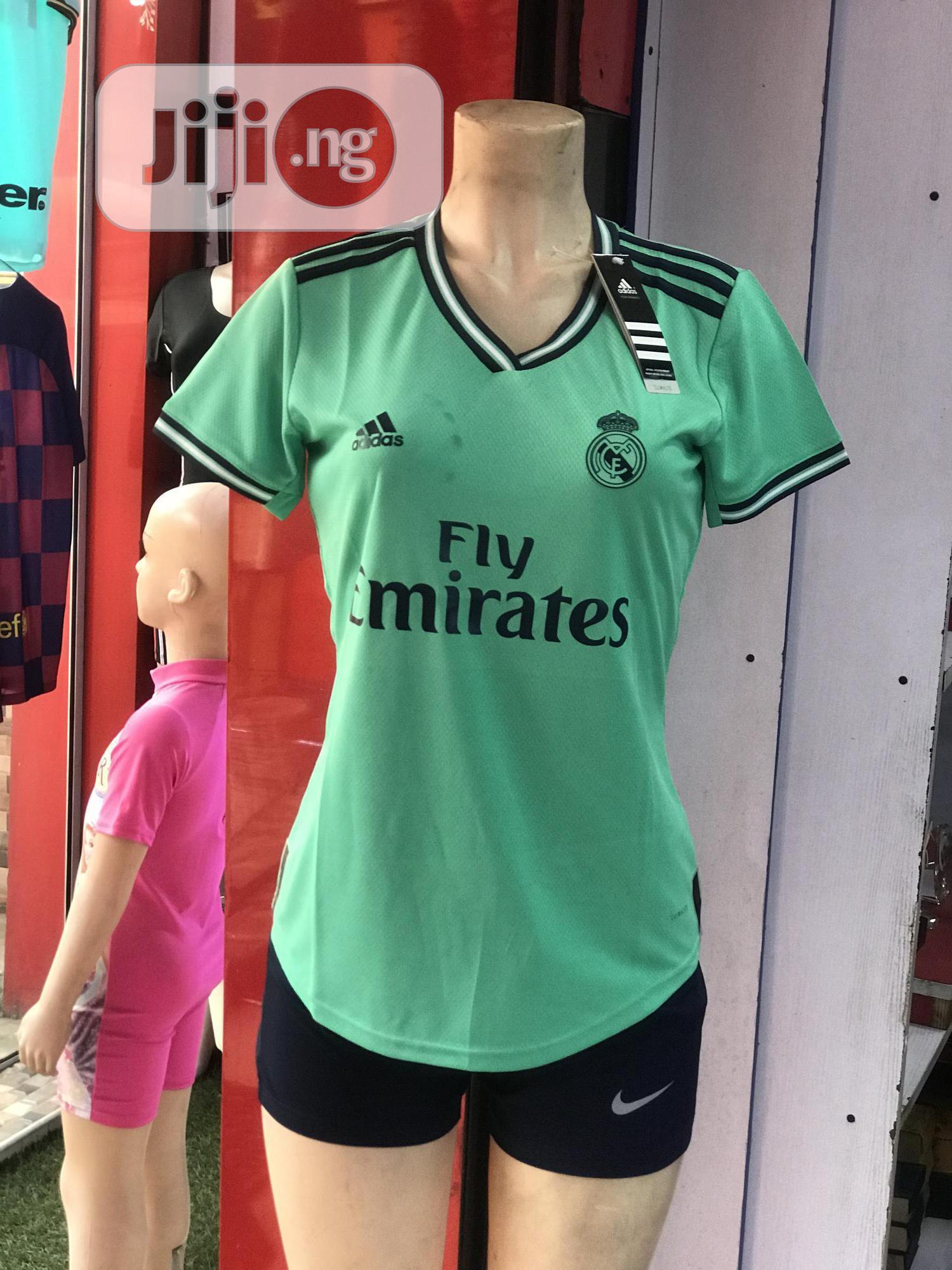 Arsenal Female Jersey