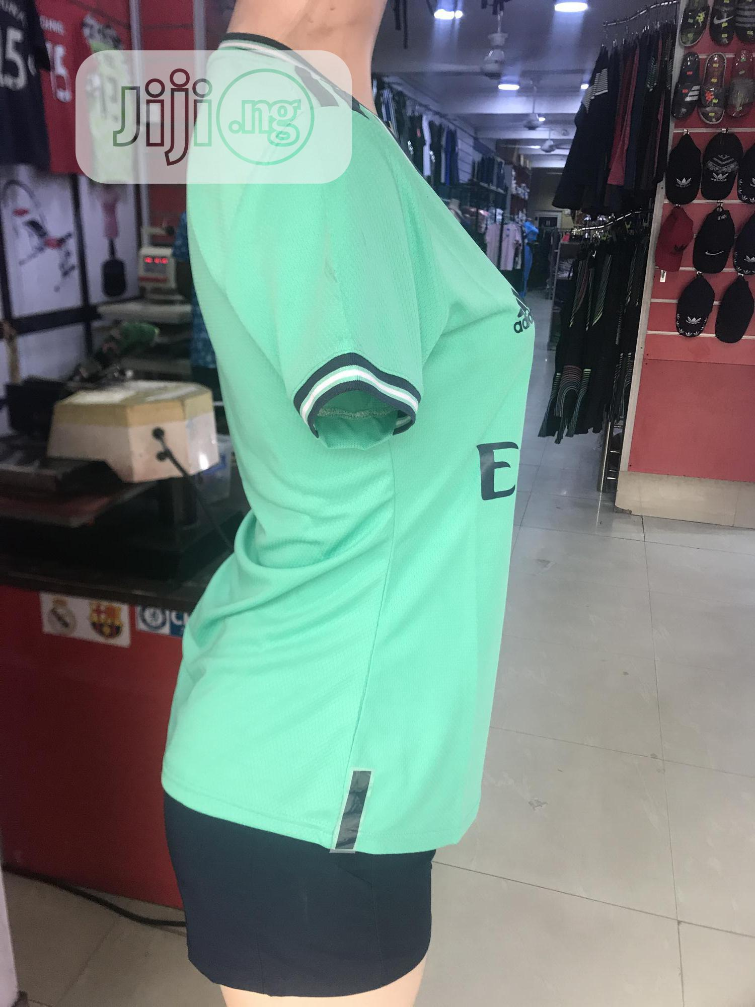 Arsenal Female Jersey | Sports Equipment for sale in Surulere, Lagos State, Nigeria