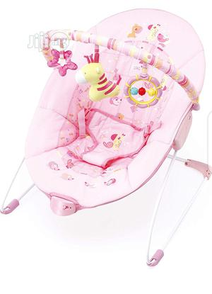 Mastela Soothing Vibration Bouncer- Pink | Children's Gear & Safety for sale in Lagos State, Ikeja