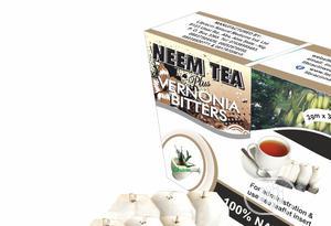 Neem Tea Plus Vernonia Bitters 100% Organic   Vitamins & Supplements for sale in Bauchi State, Damban