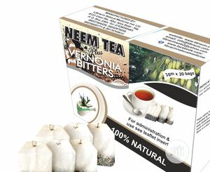 Solution With Guarantee Neem Tea Plus Vernonia Bitters   Vitamins & Supplements for sale in Borno State, Marte