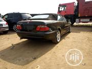 Mercedes-Benz CLK Cabriolet Automatic 2003 Black | Cars for sale in Abuja (FCT) State, Nyanya