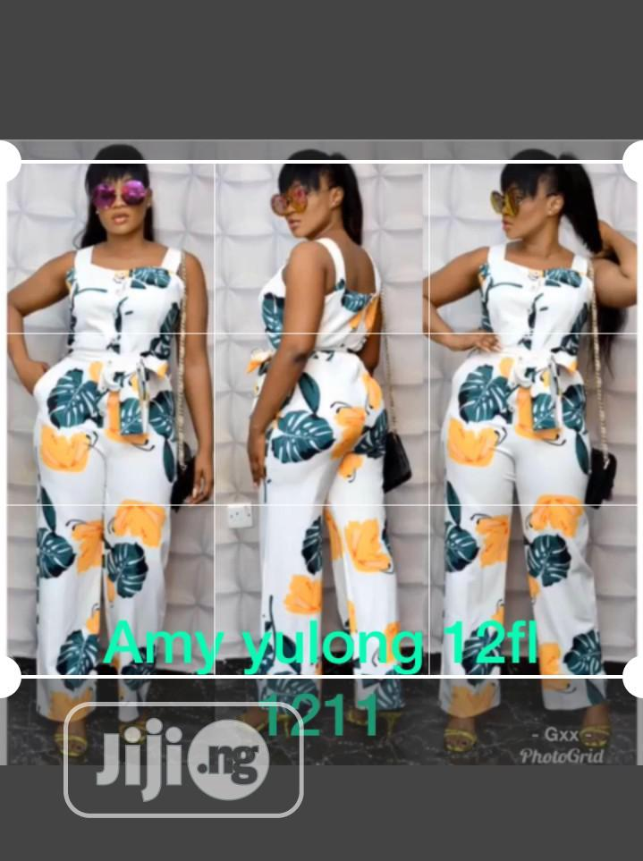 Archive: New Female Quality Jumpsuit