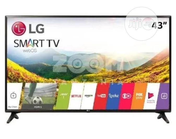 LG Smart Television 43 Inches Webos