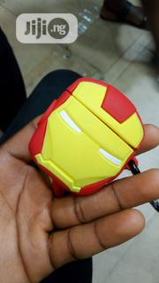 Iron Man Airpod Pouch | Accessories for Mobile Phones & Tablets for sale in Lagos State, Ikeja