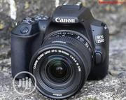 Canon Eos 250d With 18-55mm Lens Stm (Brand New) | Photo & Video Cameras for sale in Lagos State, Ikeja