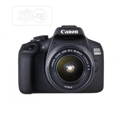 New Canon Eos 2000d