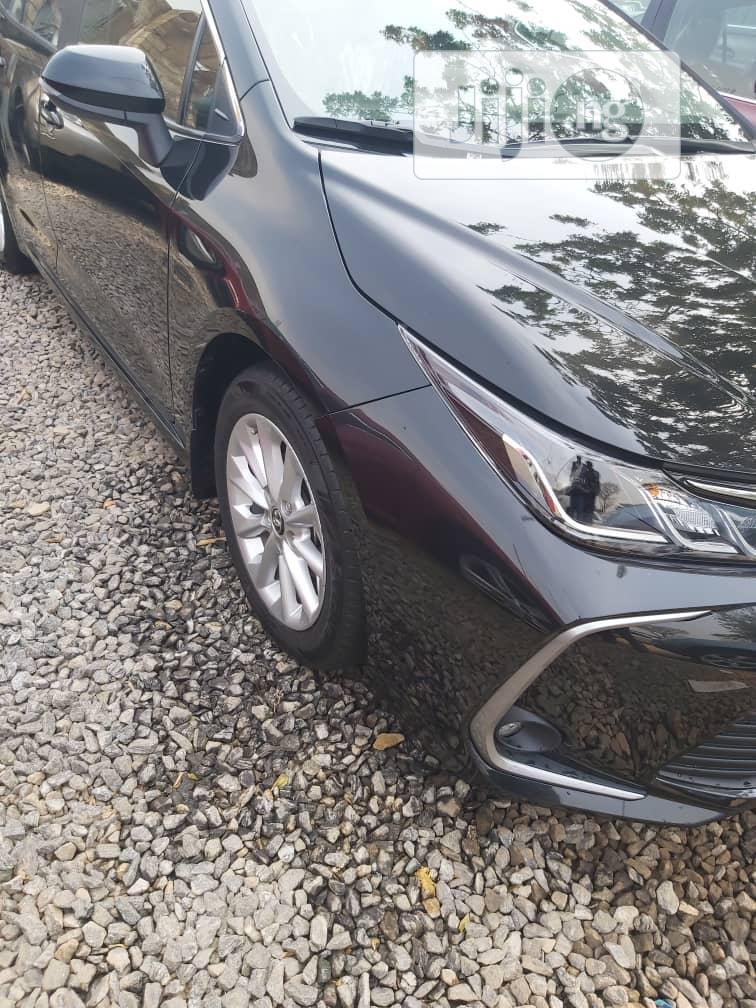 Archive Toyota Corolla 2020 Black In Central Business Dis Cars Thomas Damilola Jiji Ng