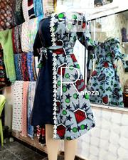 Ankara A-Line Dress   Clothing for sale in Lagos State