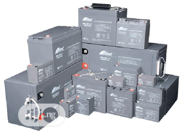 Fullriver 12v/200ah Deep Cycle Battery | Solar Energy for sale in Ikeja, Lagos State, Nigeria