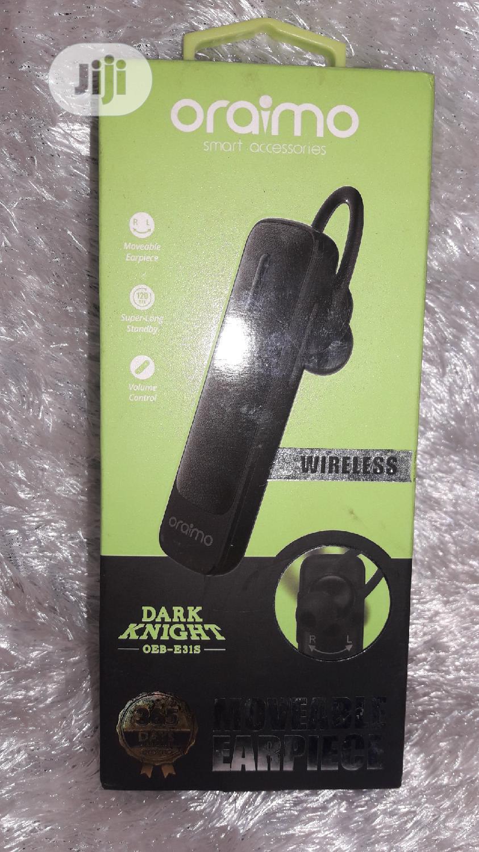 Oraimo Wireless Moveable Earpiece