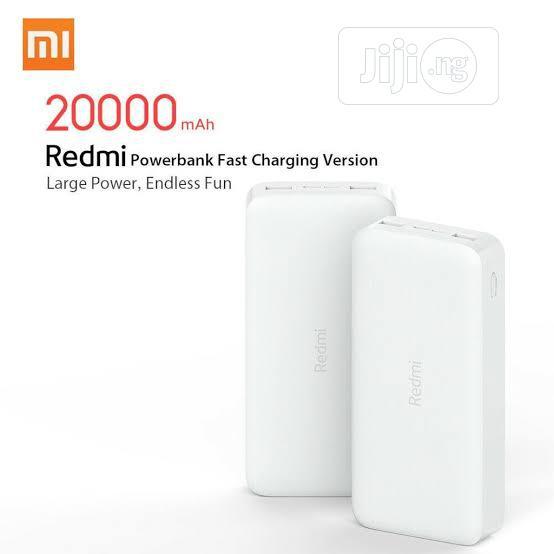 Redmi 20000mah Powerbank