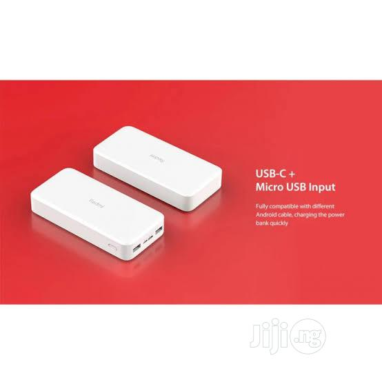 Redmi 20000mah Powerbank | Accessories for Mobile Phones & Tablets for sale in Ikeja, Lagos State, Nigeria