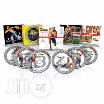 INSANITY: The ASYLUM Volume 2 - Elite Training 30-day DVD Workout