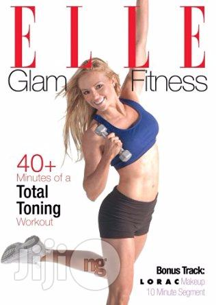 Elle: Glam Fitness Total Toning Workout DVD
