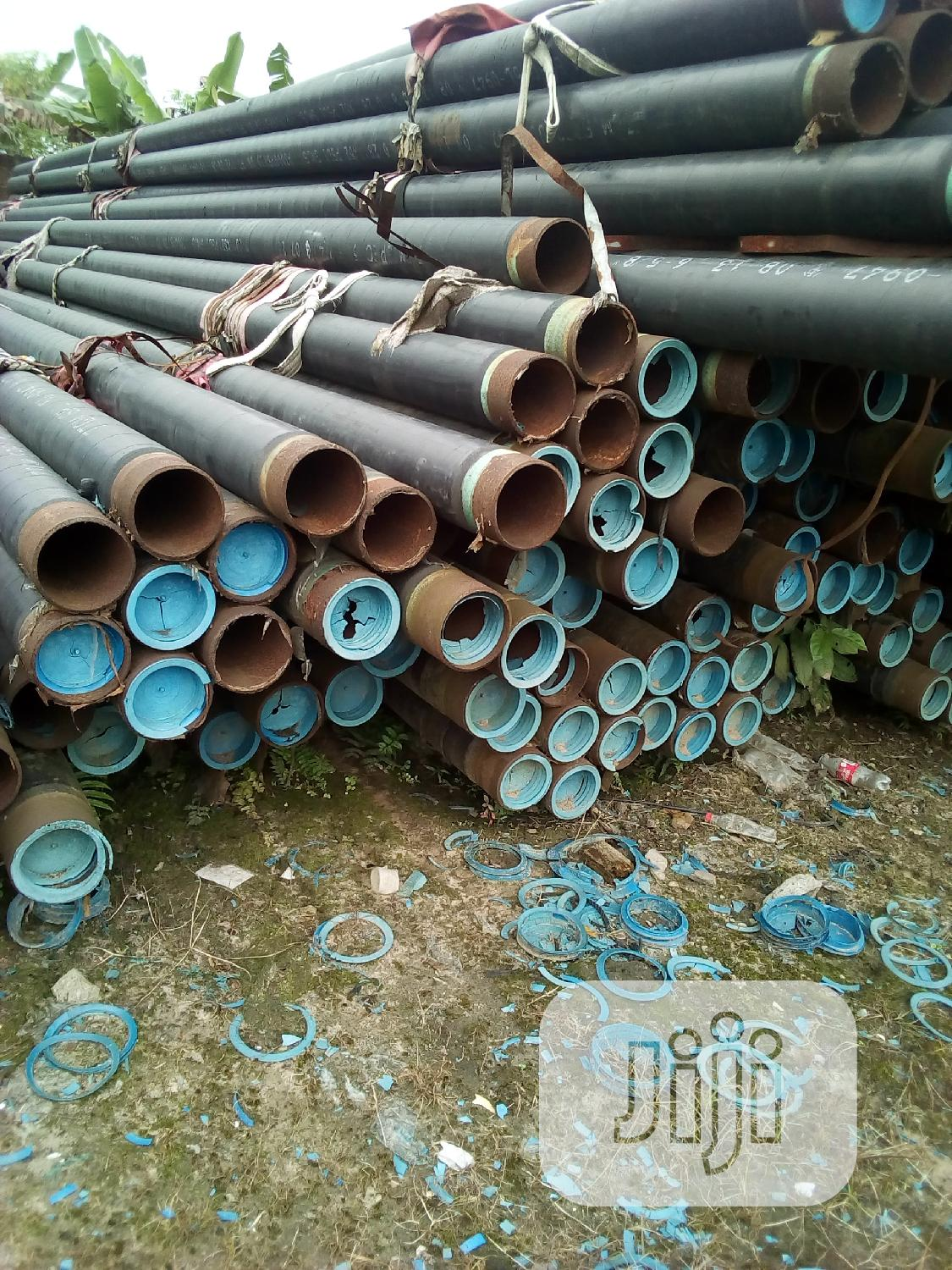 Archive: Iron And Steel Pipes