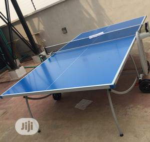 Brand New Imported Outdoor Table Tennis Board. Nationwide Delivery   Sports Equipment for sale in Rivers State, Port-Harcourt