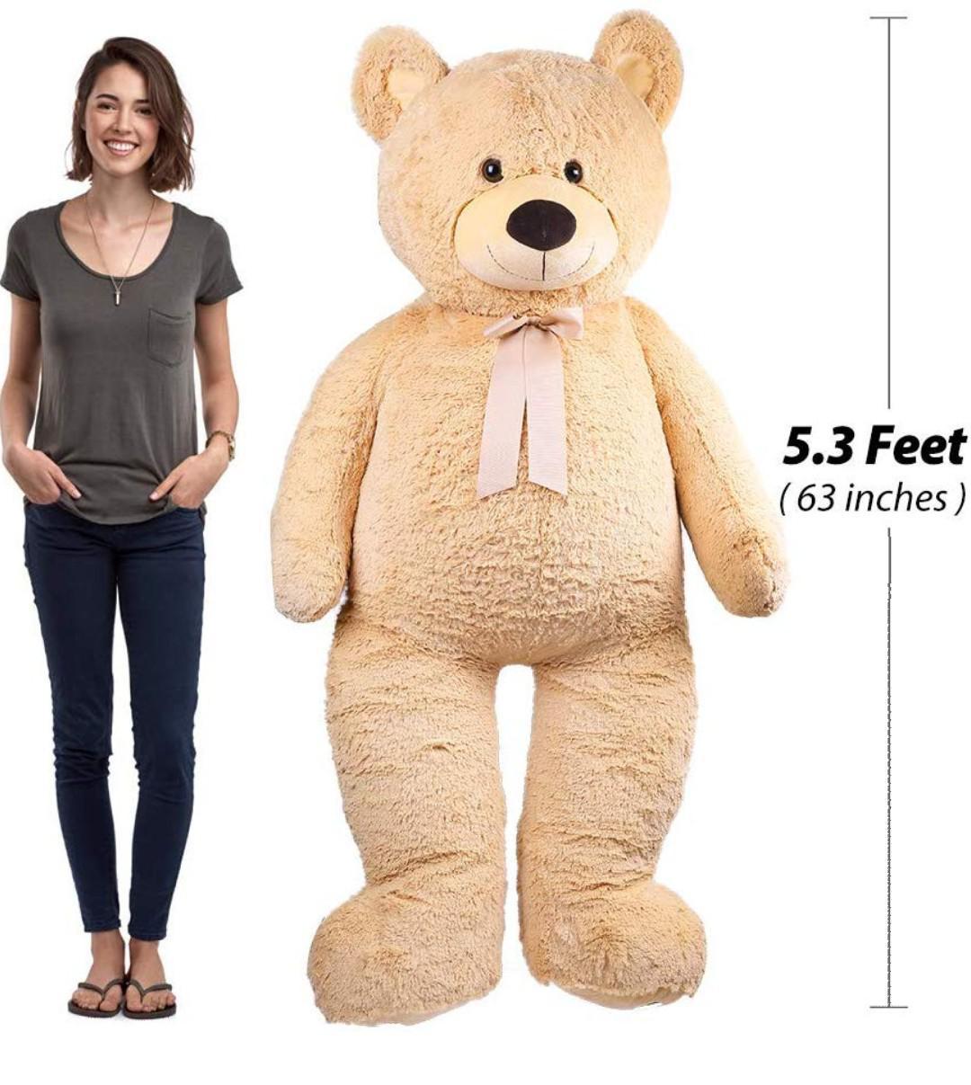 Extra Large Teddy Bear, Giant Teddy, Big Teddy, Valentine Packagr | Toys for sale in Lagos State, Nigeria