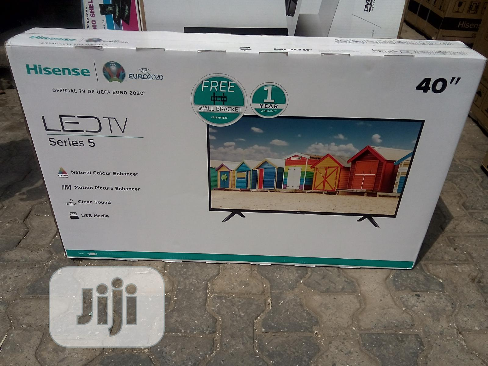 40,Inch Hisense Full HD LED TV With Free Hanger