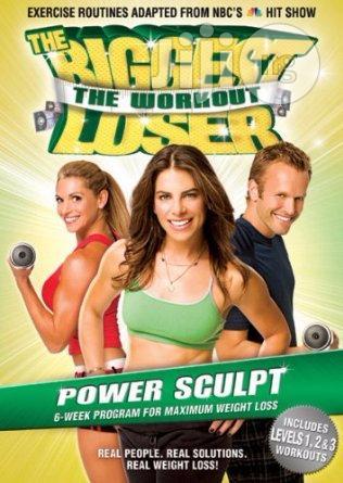 The Biggest Loser Power Sculpt Workout DVD